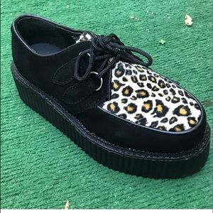 Demonia shoes unisex